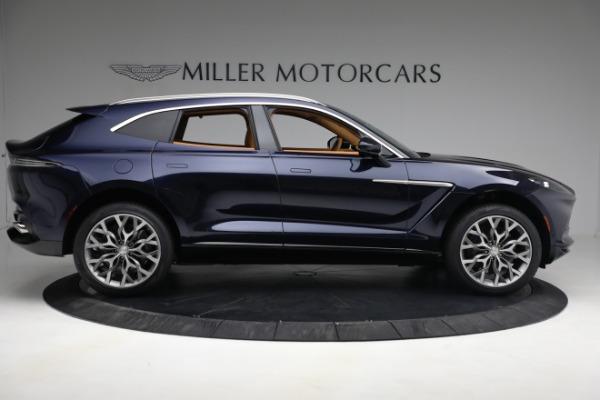 New 2021 Aston Martin DBX for sale $209,586 at Alfa Romeo of Westport in Westport CT 06880 8