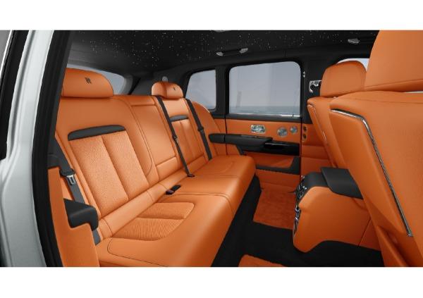 New 2022 Rolls-Royce Cullinan for sale Call for price at Alfa Romeo of Westport in Westport CT 06880 6