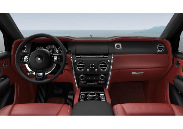 New 2021 Rolls-Royce Cullinan for sale Call for price at Alfa Romeo of Westport in Westport CT 06880 4