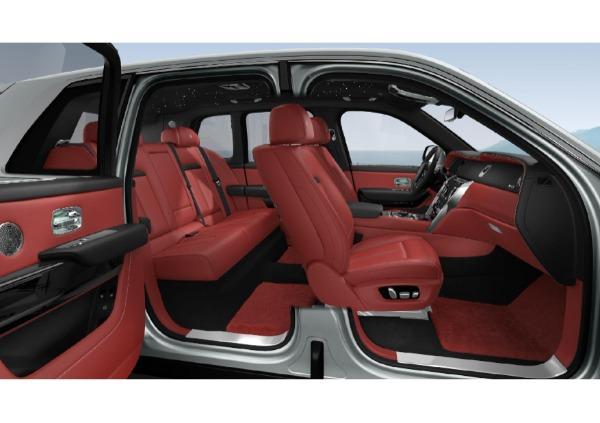 New 2021 Rolls-Royce Cullinan for sale Call for price at Alfa Romeo of Westport in Westport CT 06880 7