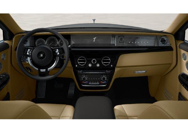 New 2022 Rolls-Royce Phantom EWB for sale Call for price at Alfa Romeo of Westport in Westport CT 06880 4