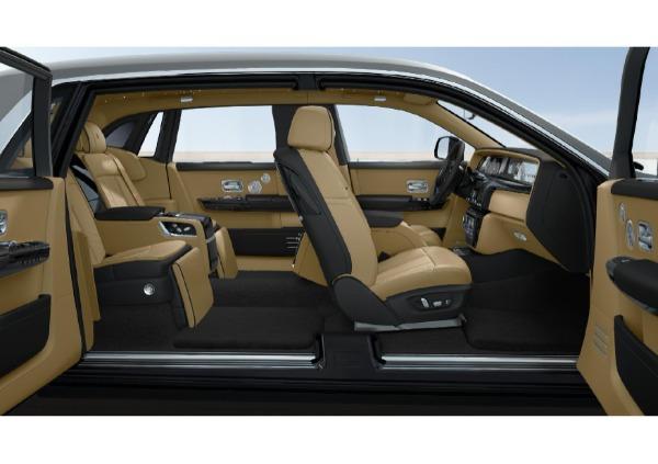 New 2022 Rolls-Royce Phantom EWB for sale Call for price at Alfa Romeo of Westport in Westport CT 06880 7