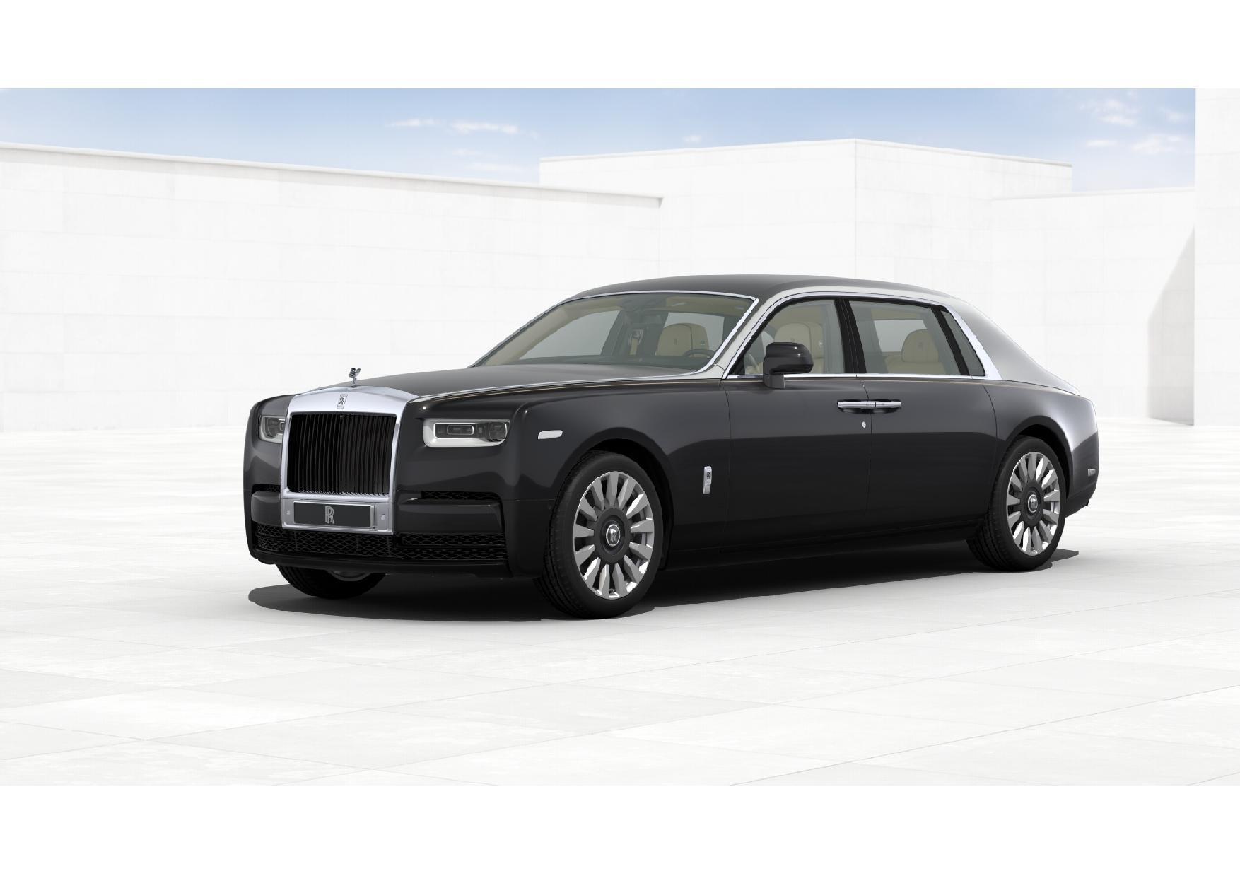 New 2022 Rolls-Royce Phantom EWB for sale Call for price at Alfa Romeo of Westport in Westport CT 06880 1