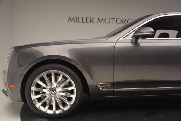 New 2017 Bentley Mulsanne for sale Sold at Alfa Romeo of Westport in Westport CT 06880 20