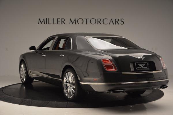 New 2017 Bentley Mulsanne for sale Sold at Alfa Romeo of Westport in Westport CT 06880 5