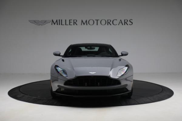 New 2021 Aston Martin DB11 V8 for sale $235,986 at Alfa Romeo of Westport in Westport CT 06880 11