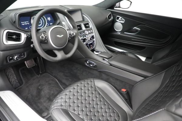 New 2021 Aston Martin DB11 V8 for sale $235,986 at Alfa Romeo of Westport in Westport CT 06880 13