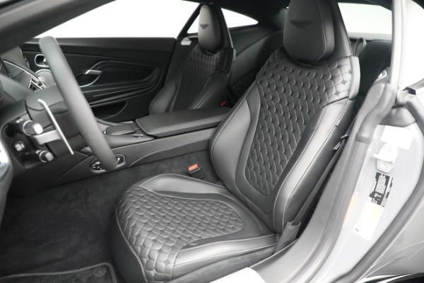 New 2021 Aston Martin DB11 V8 for sale $235,986 at Alfa Romeo of Westport in Westport CT 06880 15