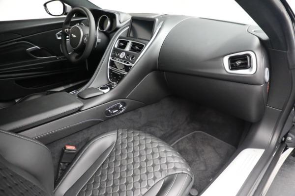 New 2021 Aston Martin DB11 V8 for sale $235,986 at Alfa Romeo of Westport in Westport CT 06880 16