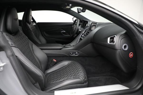 New 2021 Aston Martin DB11 V8 for sale $235,986 at Alfa Romeo of Westport in Westport CT 06880 18