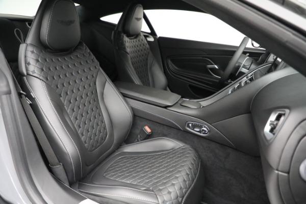 New 2021 Aston Martin DB11 V8 for sale $235,986 at Alfa Romeo of Westport in Westport CT 06880 19