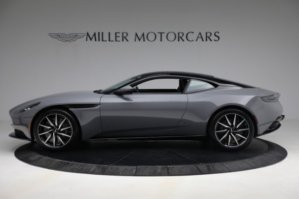 New 2021 Aston Martin DB11 V8 for sale $235,986 at Alfa Romeo of Westport in Westport CT 06880 2