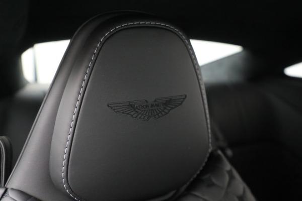 New 2021 Aston Martin DB11 V8 for sale $235,986 at Alfa Romeo of Westport in Westport CT 06880 20