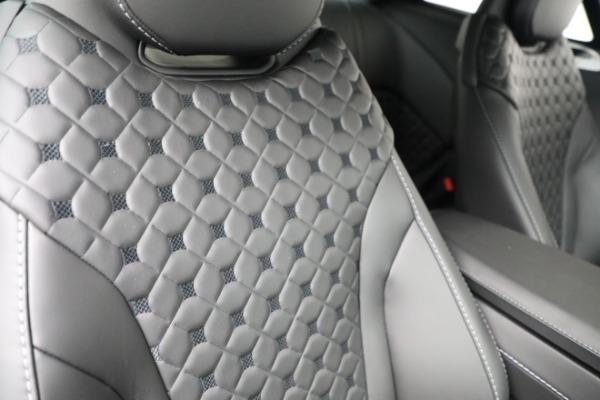New 2021 Aston Martin DB11 V8 for sale $235,986 at Alfa Romeo of Westport in Westport CT 06880 21