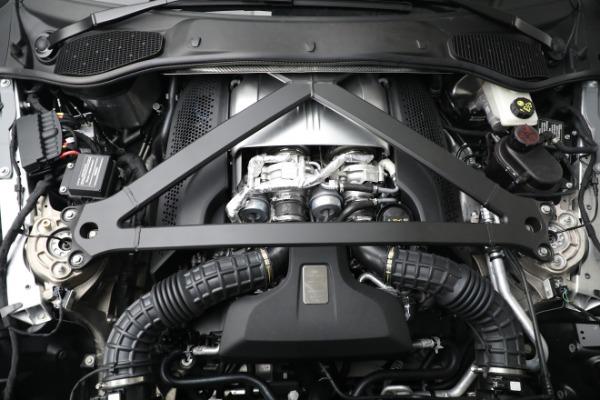 New 2021 Aston Martin DB11 V8 for sale $235,986 at Alfa Romeo of Westport in Westport CT 06880 22