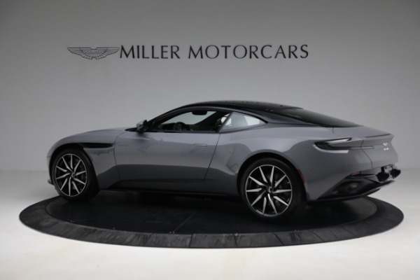 New 2021 Aston Martin DB11 V8 for sale $235,986 at Alfa Romeo of Westport in Westport CT 06880 3
