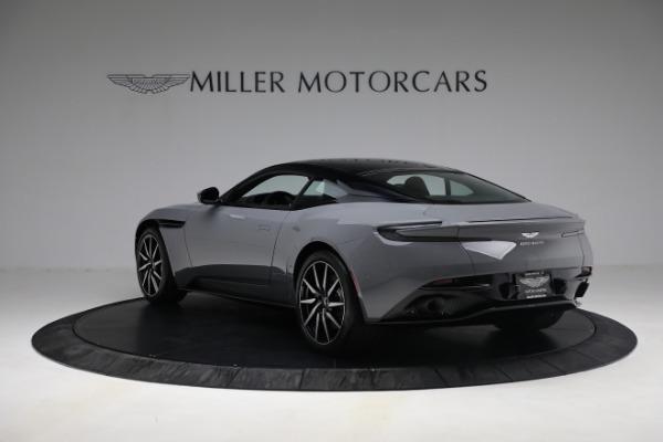 New 2021 Aston Martin DB11 V8 for sale $235,986 at Alfa Romeo of Westport in Westport CT 06880 4