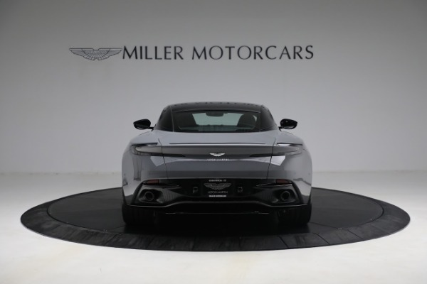 New 2021 Aston Martin DB11 V8 for sale $235,986 at Alfa Romeo of Westport in Westport CT 06880 5