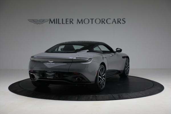 New 2021 Aston Martin DB11 V8 for sale $235,986 at Alfa Romeo of Westport in Westport CT 06880 6