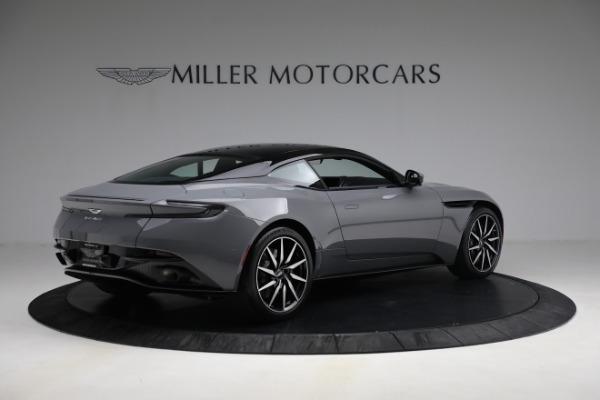 New 2021 Aston Martin DB11 V8 for sale $235,986 at Alfa Romeo of Westport in Westport CT 06880 7