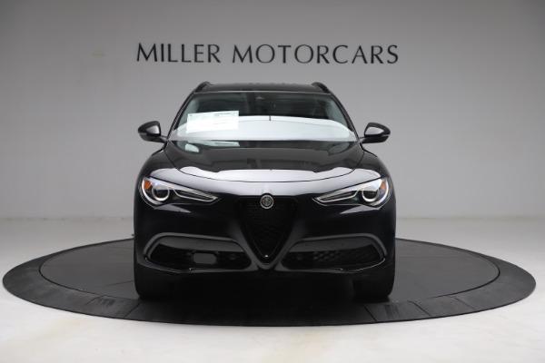 New 2021 Alfa Romeo Stelvio Ti for sale $51,955 at Alfa Romeo of Westport in Westport CT 06880 12