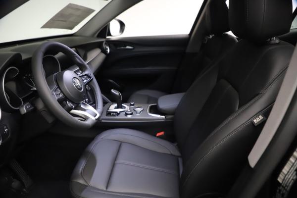 New 2021 Alfa Romeo Stelvio Ti for sale $51,955 at Alfa Romeo of Westport in Westport CT 06880 13