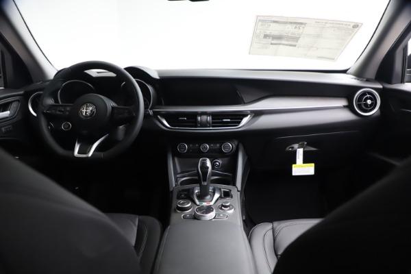 New 2021 Alfa Romeo Stelvio Ti for sale $51,955 at Alfa Romeo of Westport in Westport CT 06880 15