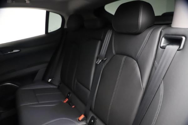 New 2021 Alfa Romeo Stelvio Ti for sale $51,955 at Alfa Romeo of Westport in Westport CT 06880 18