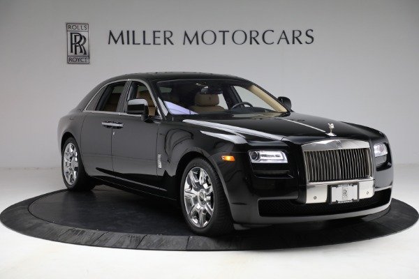 Used 2011 Rolls-Royce Ghost for sale Call for price at Alfa Romeo of Westport in Westport CT 06880 11