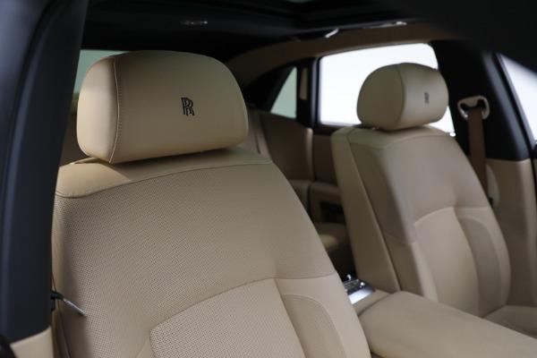 Used 2011 Rolls-Royce Ghost for sale Call for price at Alfa Romeo of Westport in Westport CT 06880 15