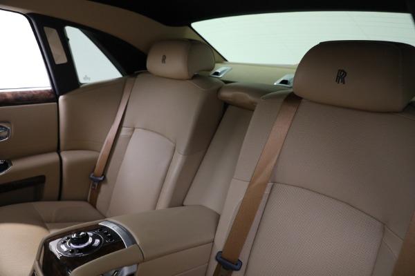 Used 2011 Rolls-Royce Ghost for sale Call for price at Alfa Romeo of Westport in Westport CT 06880 16