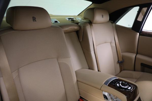 Used 2011 Rolls-Royce Ghost for sale Call for price at Alfa Romeo of Westport in Westport CT 06880 17