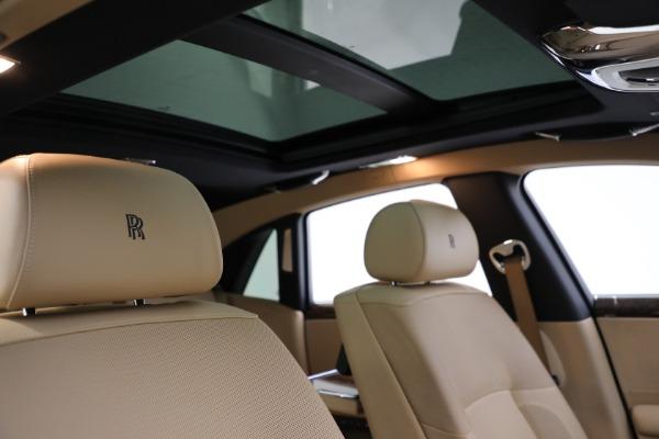 Used 2011 Rolls-Royce Ghost for sale Call for price at Alfa Romeo of Westport in Westport CT 06880 22
