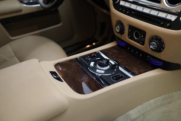 Used 2011 Rolls-Royce Ghost for sale Call for price at Alfa Romeo of Westport in Westport CT 06880 23