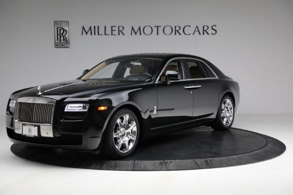 Used 2011 Rolls-Royce Ghost for sale Call for price at Alfa Romeo of Westport in Westport CT 06880 3