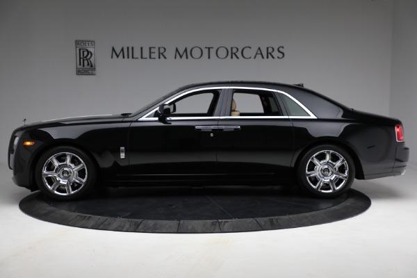 Used 2011 Rolls-Royce Ghost for sale Call for price at Alfa Romeo of Westport in Westport CT 06880 4