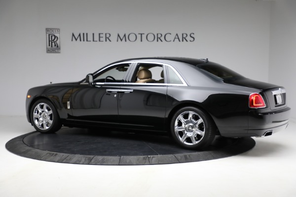 Used 2011 Rolls-Royce Ghost for sale Call for price at Alfa Romeo of Westport in Westport CT 06880 5