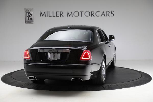 Used 2011 Rolls-Royce Ghost for sale Call for price at Alfa Romeo of Westport in Westport CT 06880 7