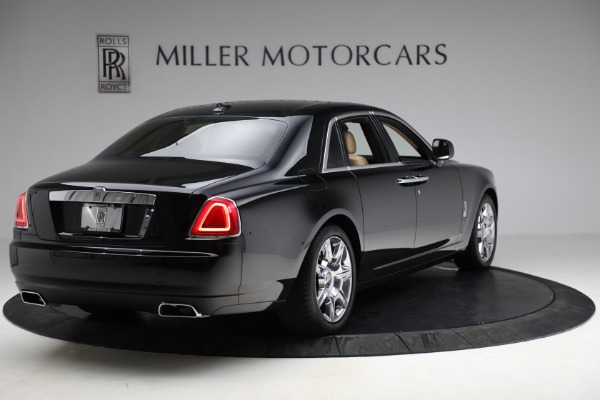 Used 2011 Rolls-Royce Ghost for sale Call for price at Alfa Romeo of Westport in Westport CT 06880 8