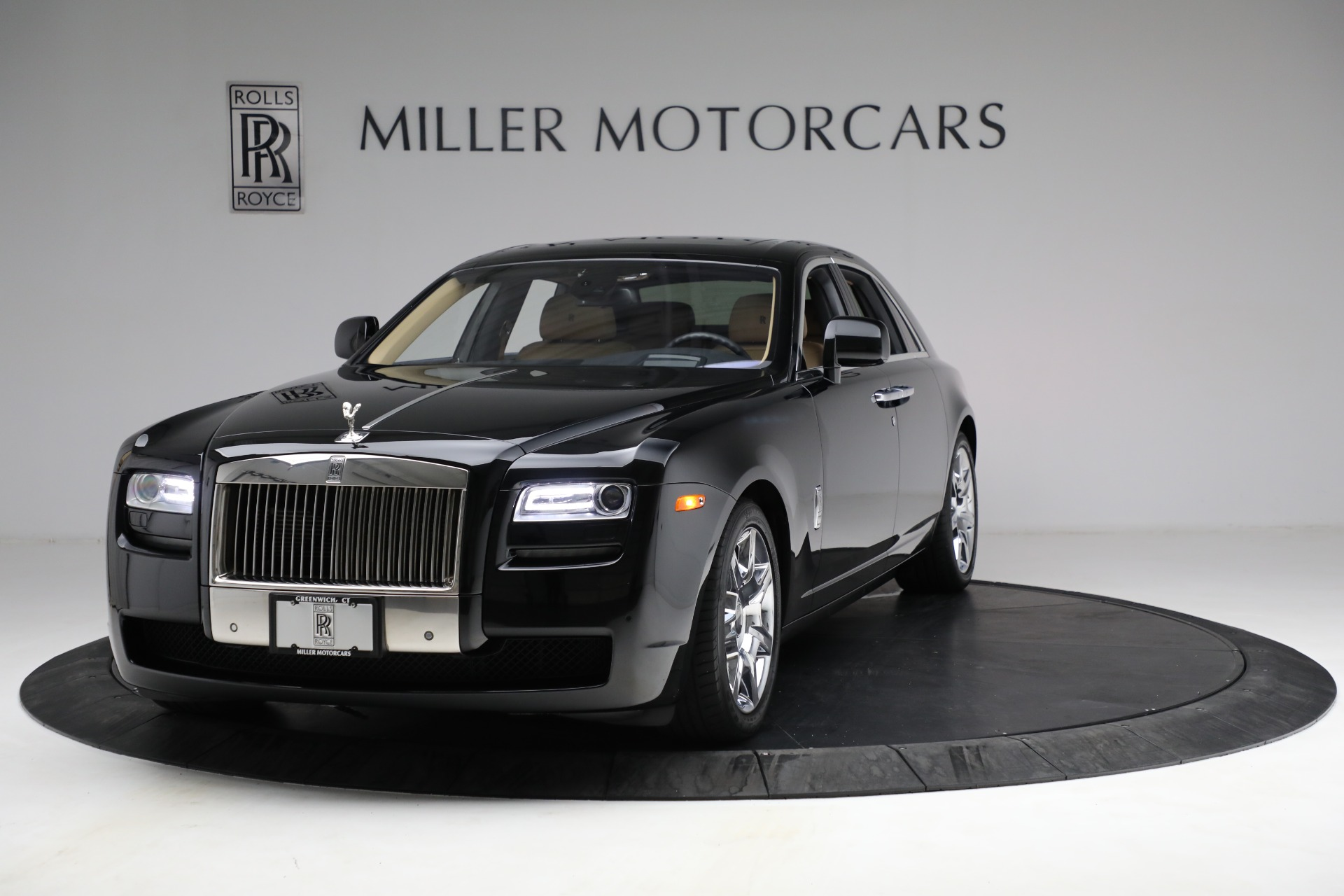 Used 2011 Rolls-Royce Ghost for sale Call for price at Alfa Romeo of Westport in Westport CT 06880 1