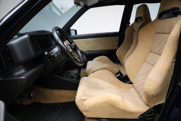Used 1994 Lancia Delta Integrale Evo II for sale $105,900 at Alfa Romeo of Westport in Westport CT 06880 14