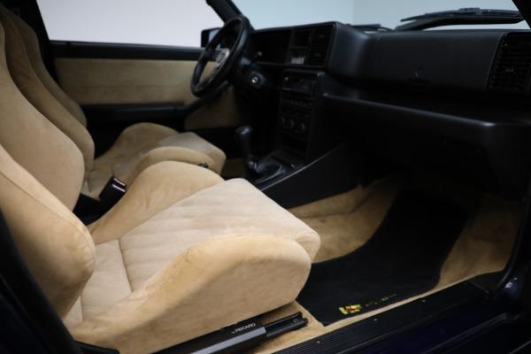 Used 1994 Lancia Delta Integrale Evo II for sale $105,900 at Alfa Romeo of Westport in Westport CT 06880 18