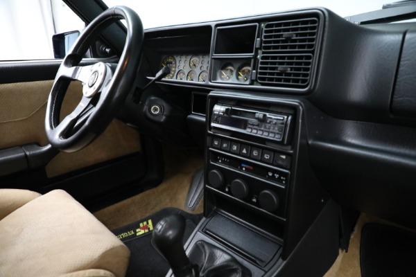 Used 1994 Lancia Delta Integrale Evo II for sale $105,900 at Alfa Romeo of Westport in Westport CT 06880 23