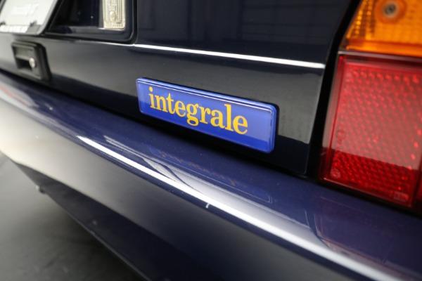 Used 1994 Lancia Delta Integrale Evo II for sale $105,900 at Alfa Romeo of Westport in Westport CT 06880 25