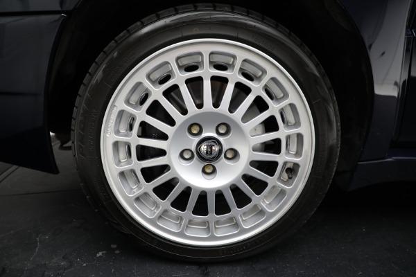 Used 1994 Lancia Delta Integrale Evo II for sale $105,900 at Alfa Romeo of Westport in Westport CT 06880 28