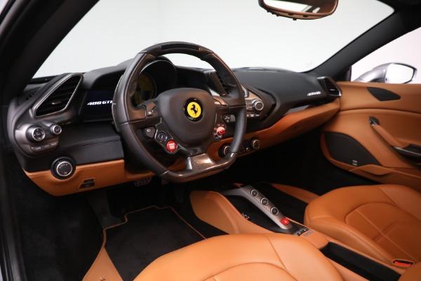Used 2018 Ferrari 488 GTB for sale Sold at Alfa Romeo of Westport in Westport CT 06880 13