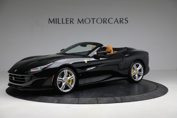 Used 2019 Ferrari Portofino for sale $231,900 at Alfa Romeo of Westport in Westport CT 06880 2