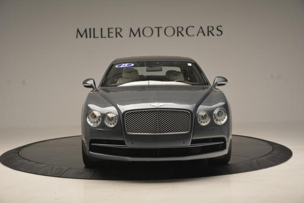 Used 2015 Bentley Flying Spur V8 for sale Sold at Alfa Romeo of Westport in Westport CT 06880 13