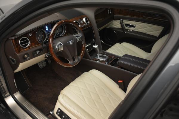 Used 2015 Bentley Flying Spur V8 for sale Sold at Alfa Romeo of Westport in Westport CT 06880 24