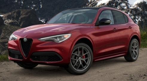 New 2021 Alfa Romeo Stelvio Ti Q4 for sale $52,045 at Alfa Romeo of Westport in Westport CT 06880 1